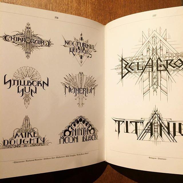 デザインの本「Lord of the Logos/Christophe Szpajdel - 画像2