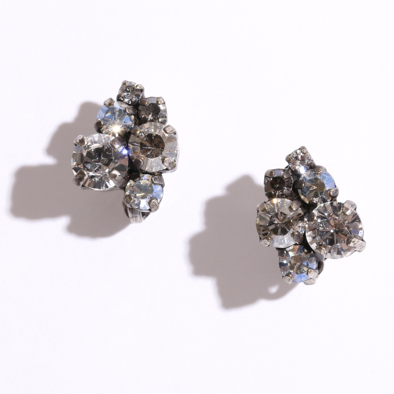 ballroomイヤリング Crystalカラー