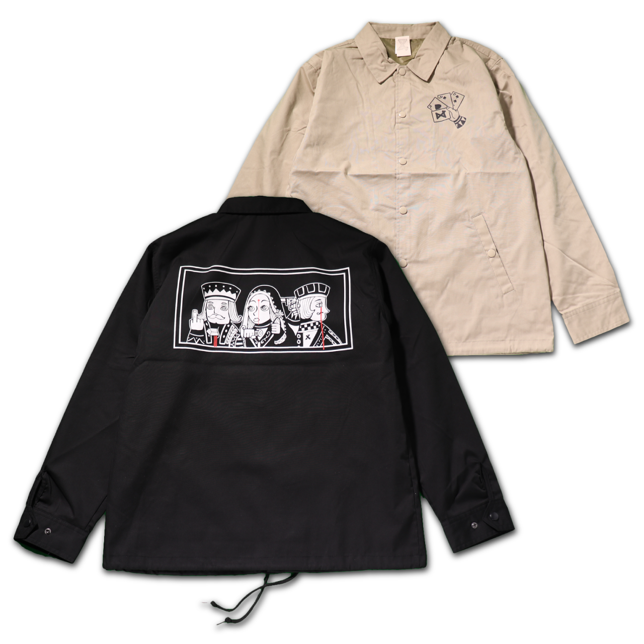 Black Jack Coach jacket