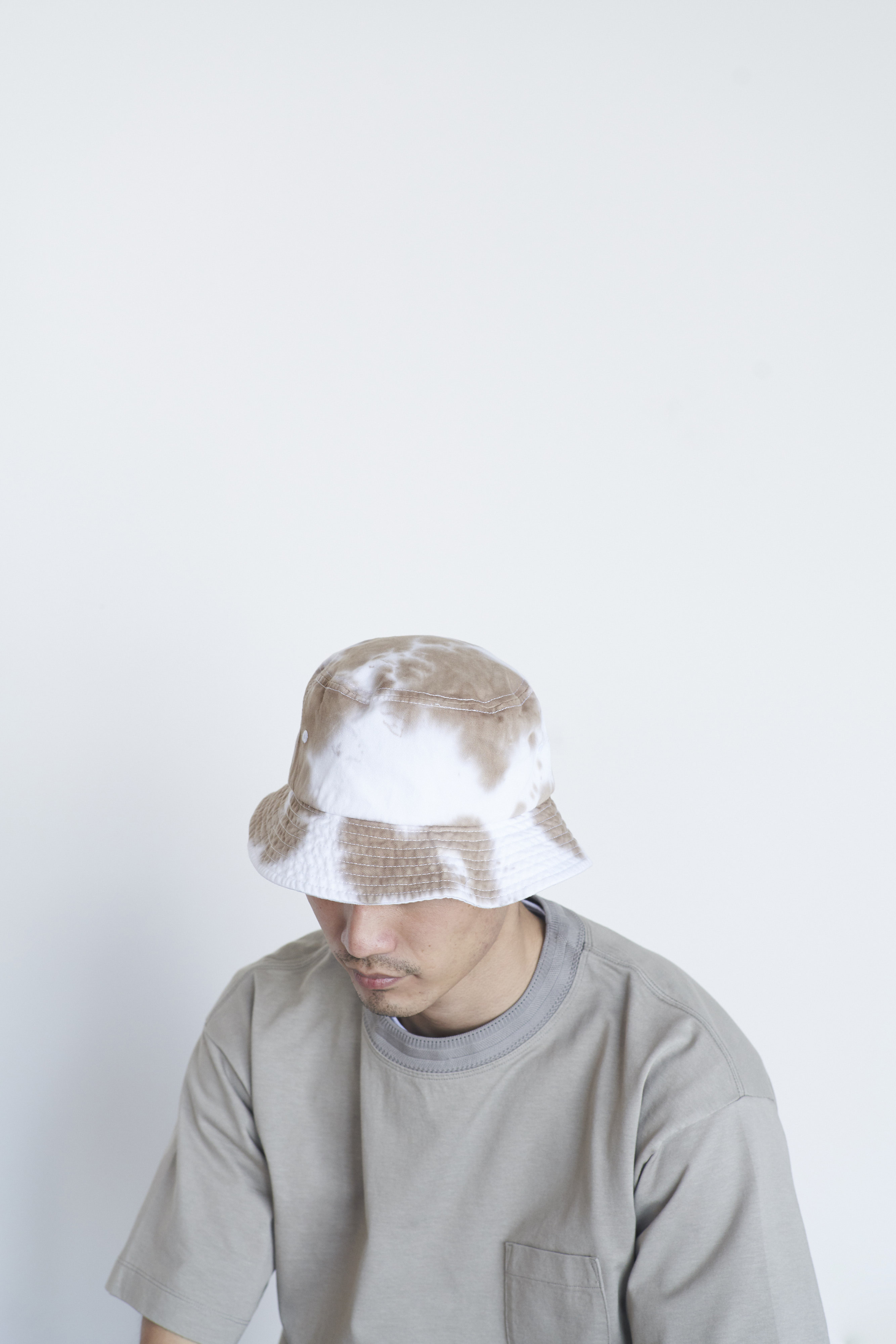 STAR&STRIPE TIEDYE BUCKET CAP