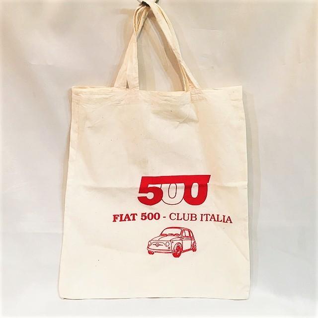 FIAT500-CLUB ITALIA La mia borsa【1点のみ】【税込価格】