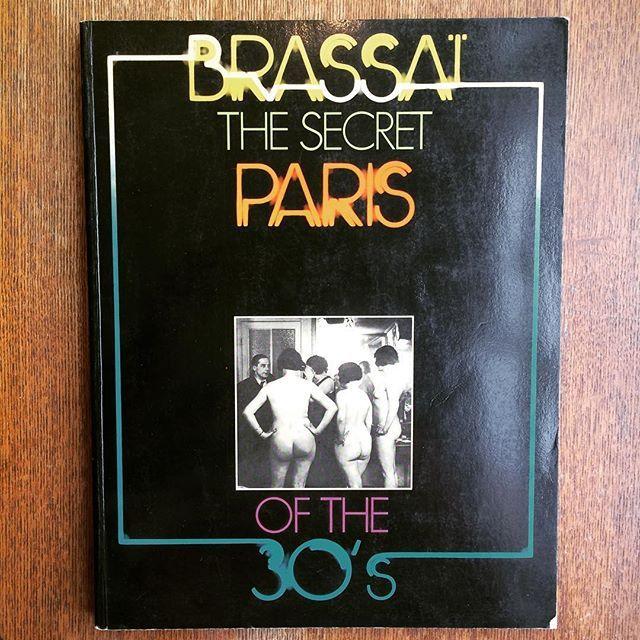 ブラッサイ写真集「The Secret Paris of the '30s/Brassai」 - 画像1