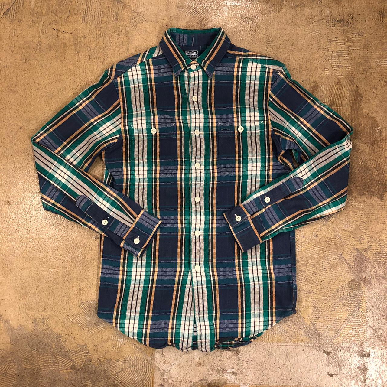 Ralph Lauren Flannel Shirts ¥5,400+tax