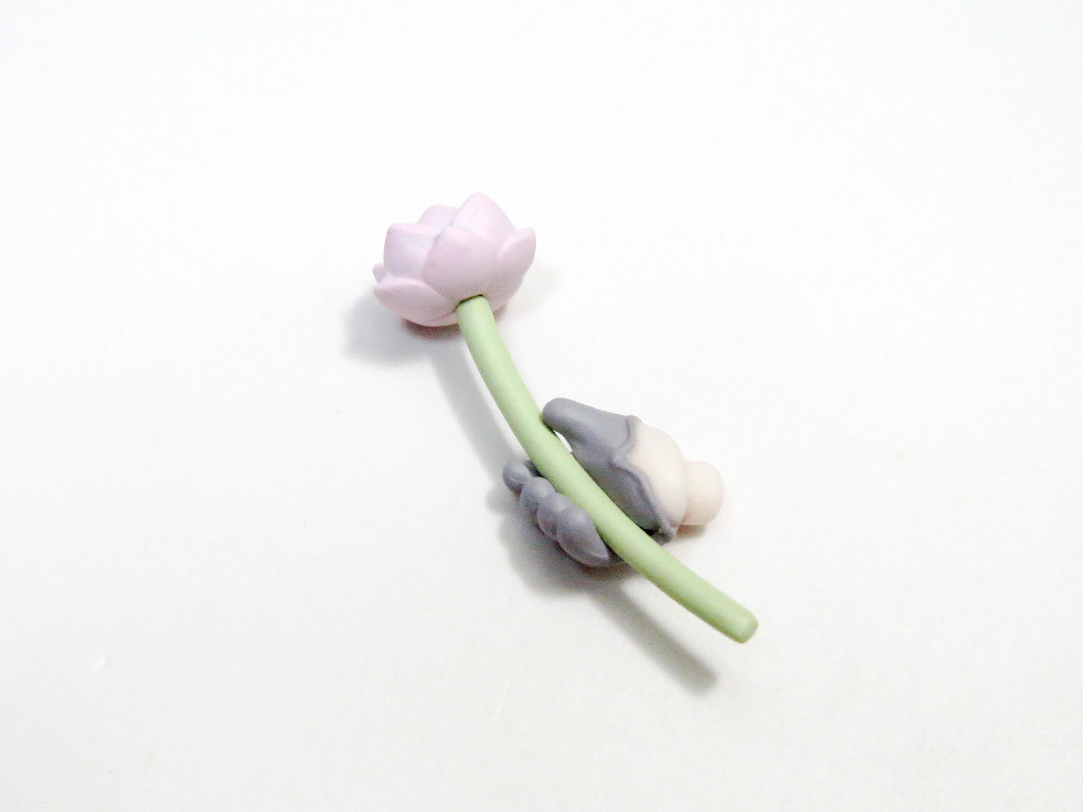 再入荷【827】 数珠丸恒次 小物パーツ お花 ねんどろいど