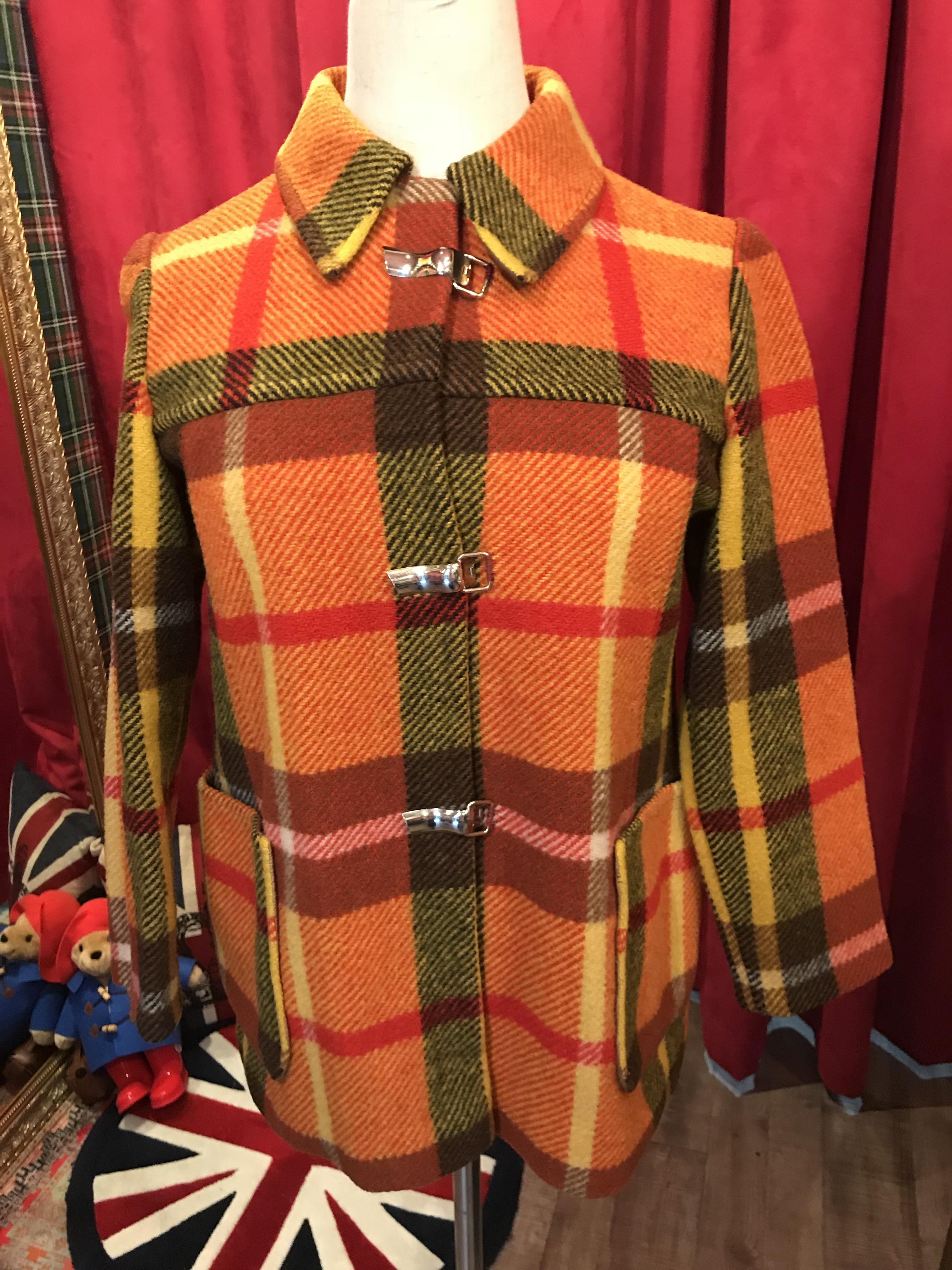 英国 レディース 60's Vintageジャケット