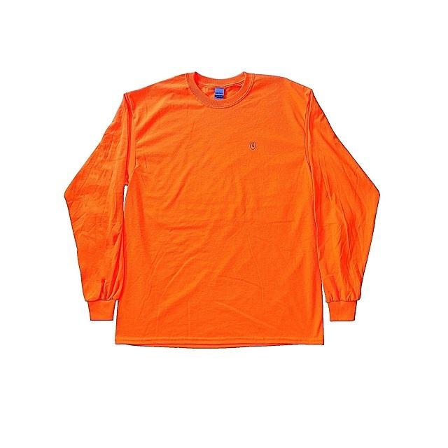 """Symbol -orange-"" Long-T"