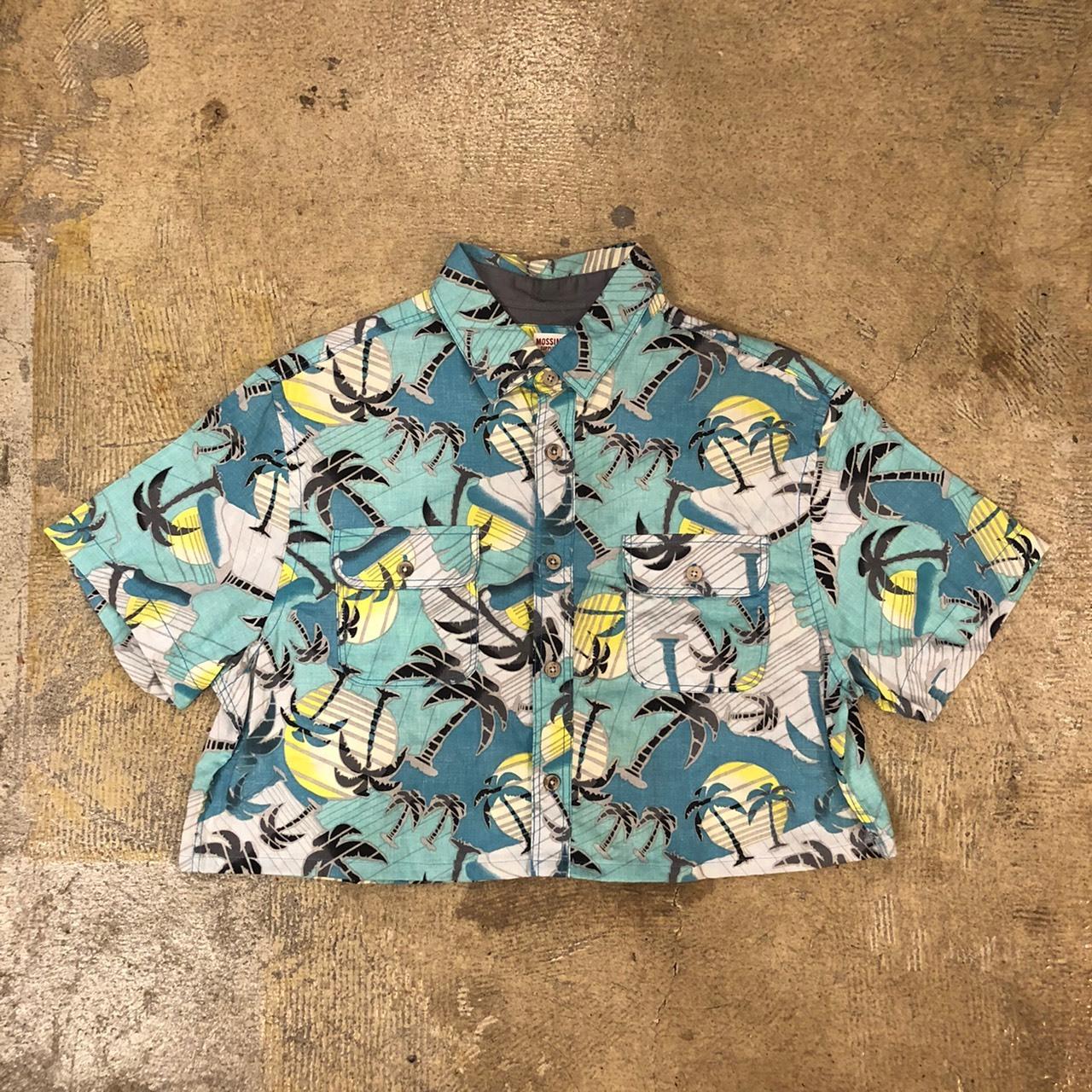 Remake Aloha Shirt No.4