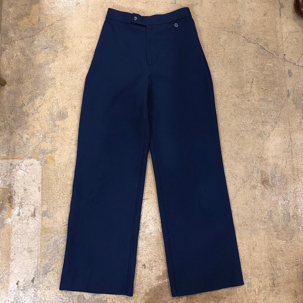 70's Wide Slacks Pants ¥5,700+tax