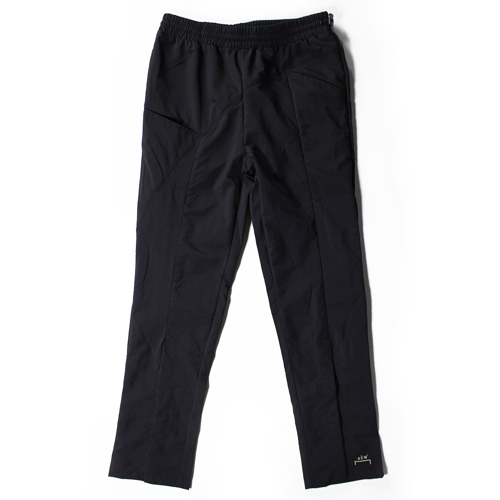 A COLD WALL Front Slit Trousers Black