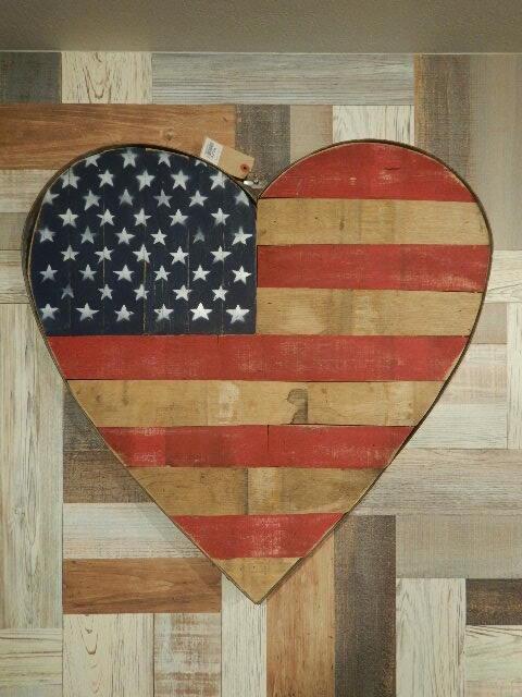 品番4988 ハート型USA国旗デコ 011