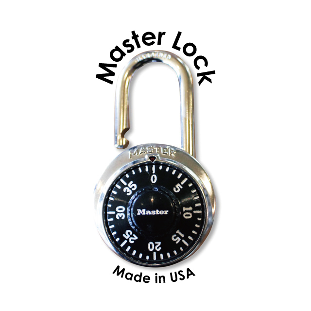 Maser Lock dial type [ Made in USA ]