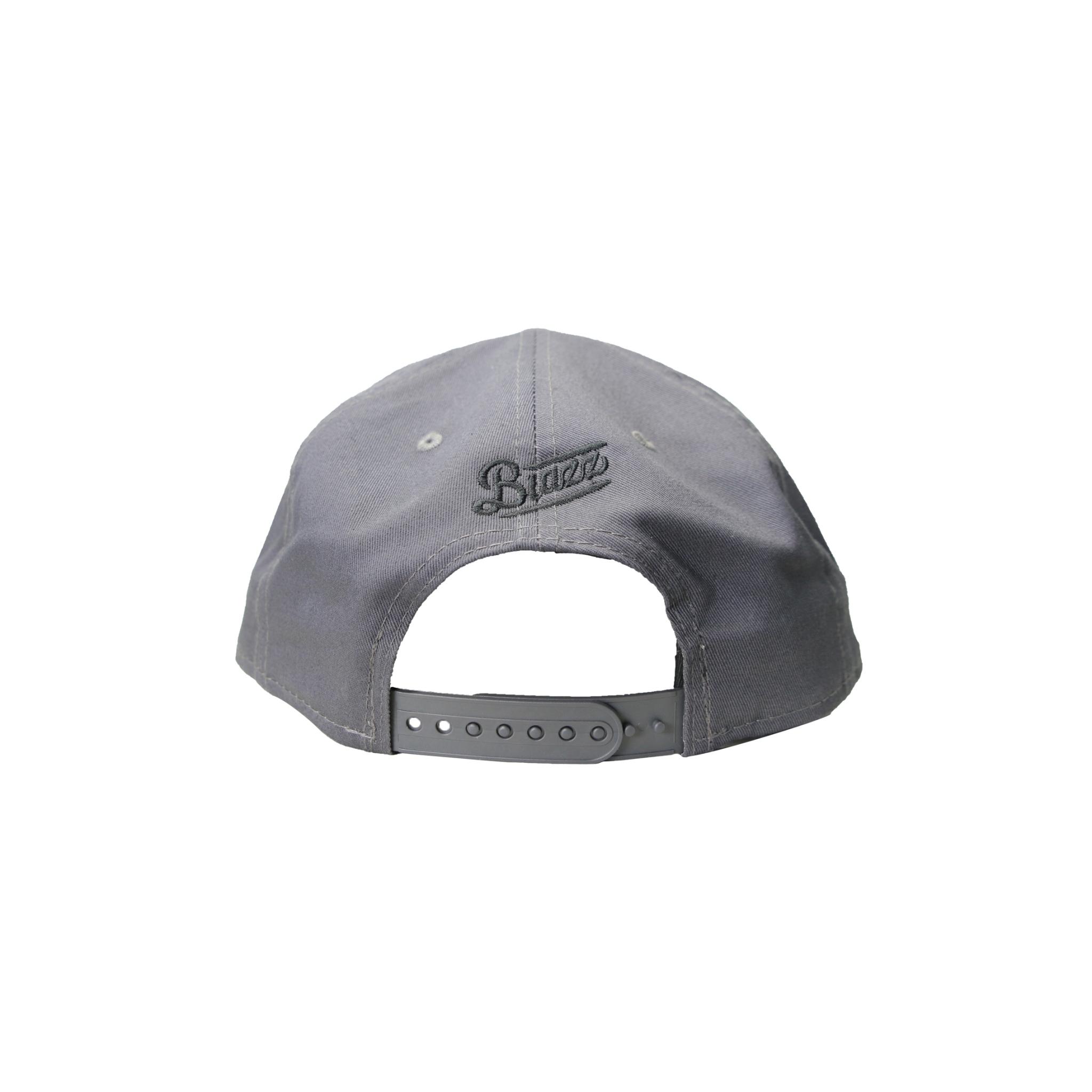 KB NEWERA 9FIFTY SNAPBACK CAP [GRAY]