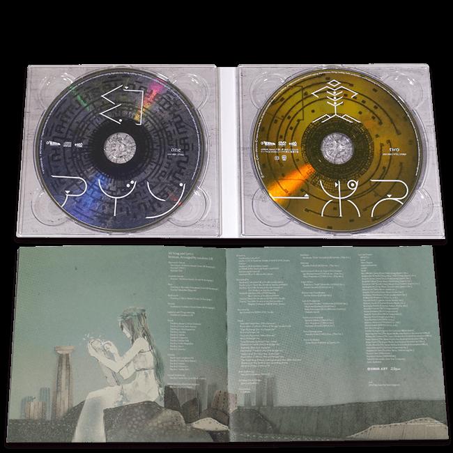 sasakure.UK『幻実アイソーポス』【初回生産限定盤】 - 画像2