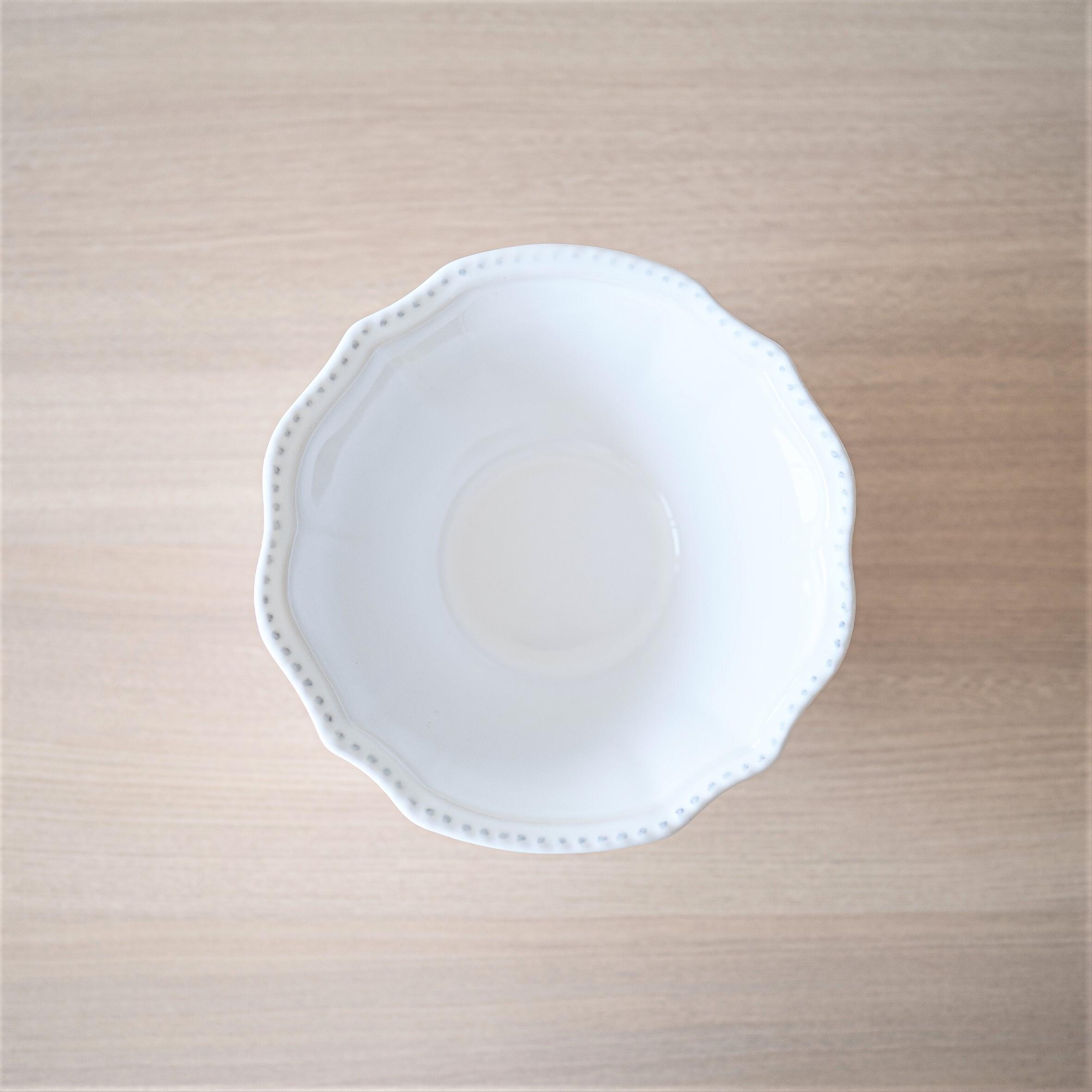 ホワイト レイラボウル (Leila Individual Bowl)