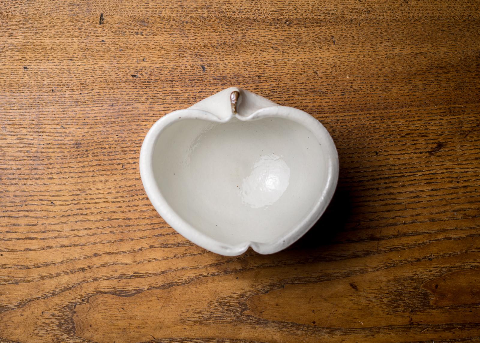 りんご小鉢(信楽焼・小鉢・ボウル)/古谷 浩一
