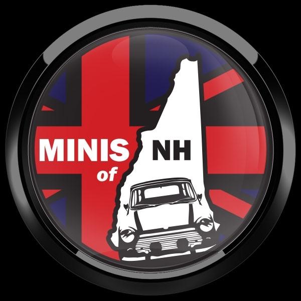 ゴーバッジ(ドーム)(CD0880 - CLUB MINIS of NH) - 画像2
