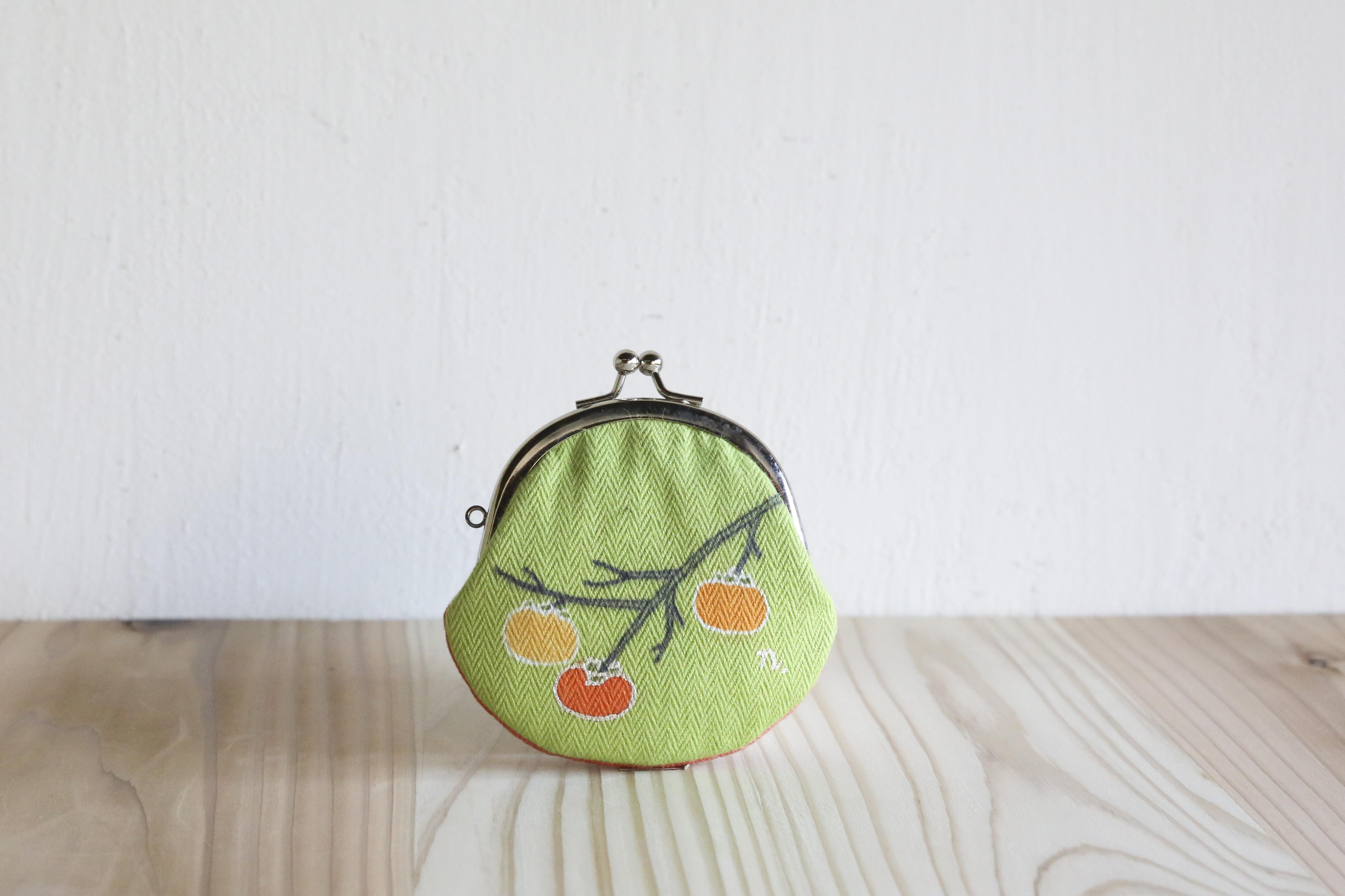 がま口|柿
