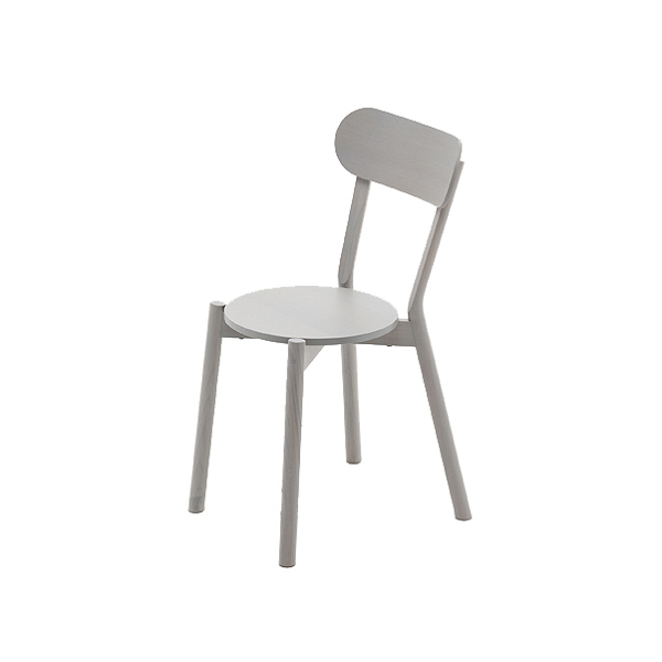 Karimoku New Standard Castor Chair グレイングレー