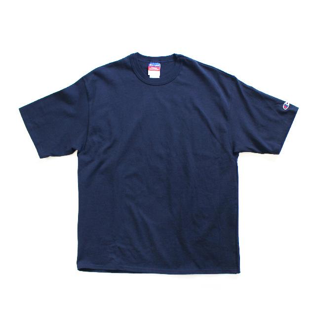 Champion USA T2102 Heritage 7oz. Jersey T-Shirt / Navy