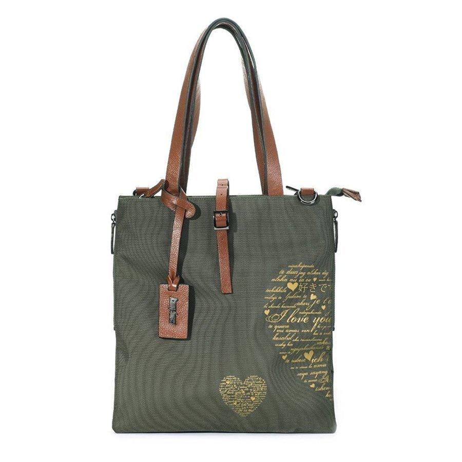 IUHA 【特別セール品】1つのバッグが2つに変身!!World Love Heart 2wayペアショルダーバッグ!斜め掛け可能!/かばん/通勤用/レザー/鞄  mb1207058900