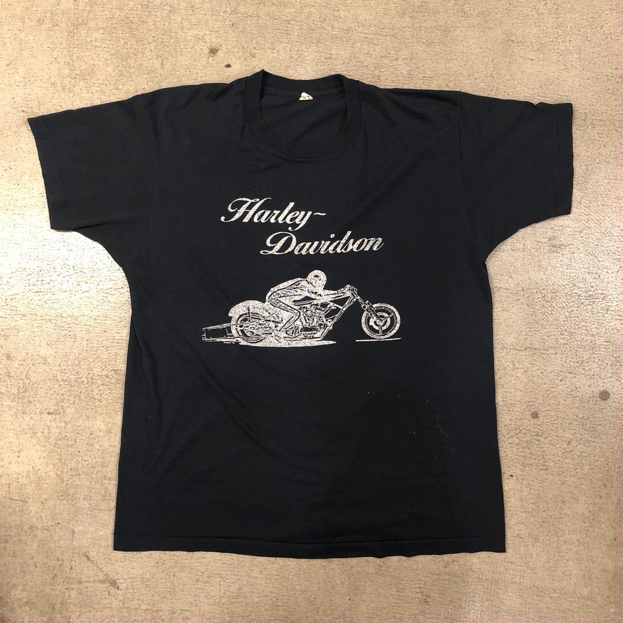 Harley Davidson Tee ¥6,900+tax