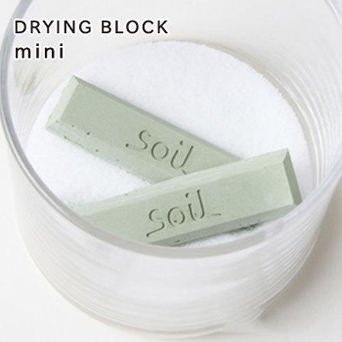 乾燥剤:soil