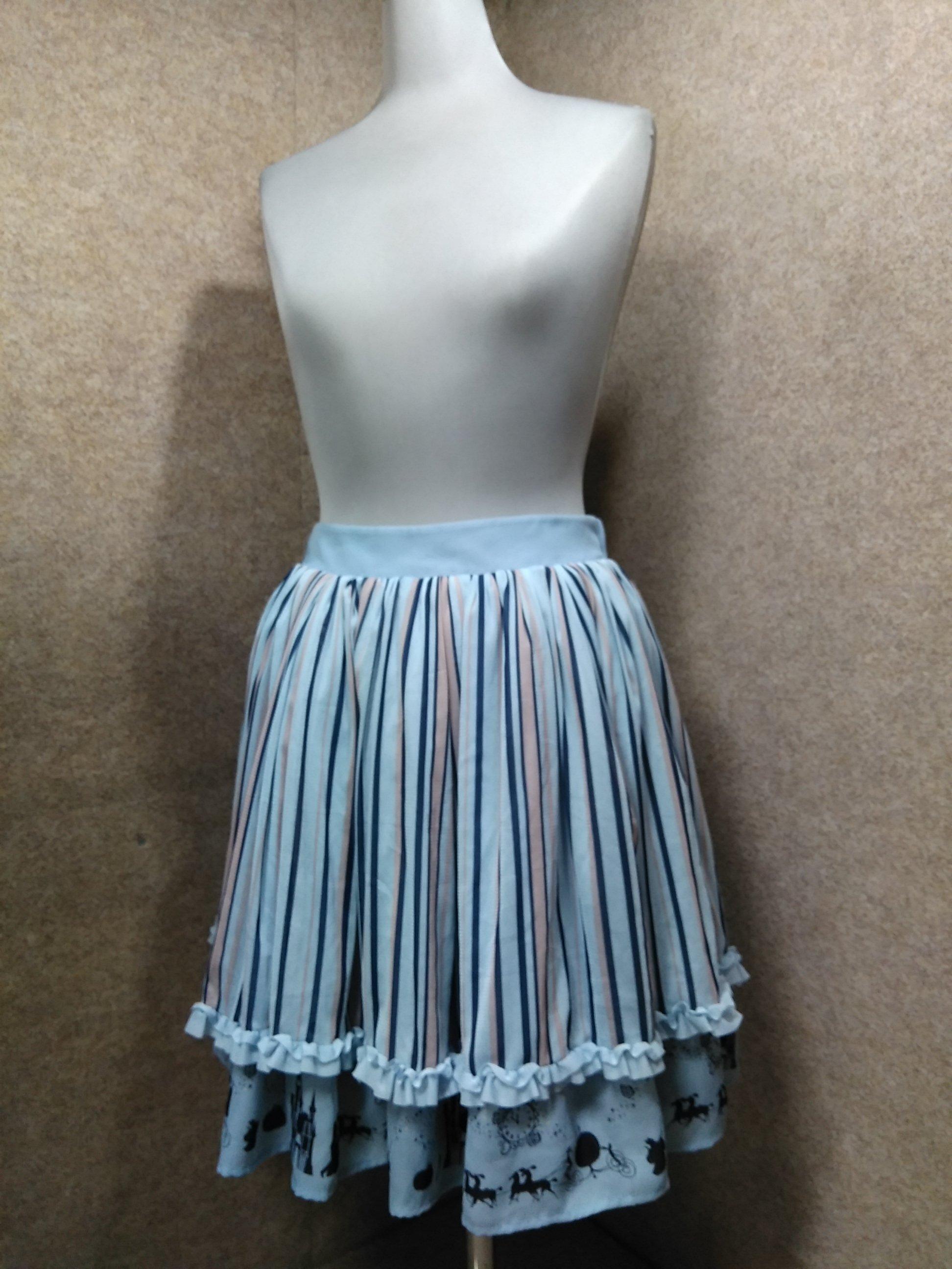 axes femme ×ディズニー スカート シンデレラ M u1205a