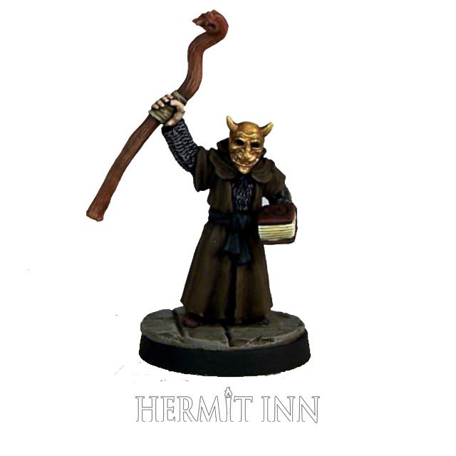 邪教の仮面導師 - 画像1