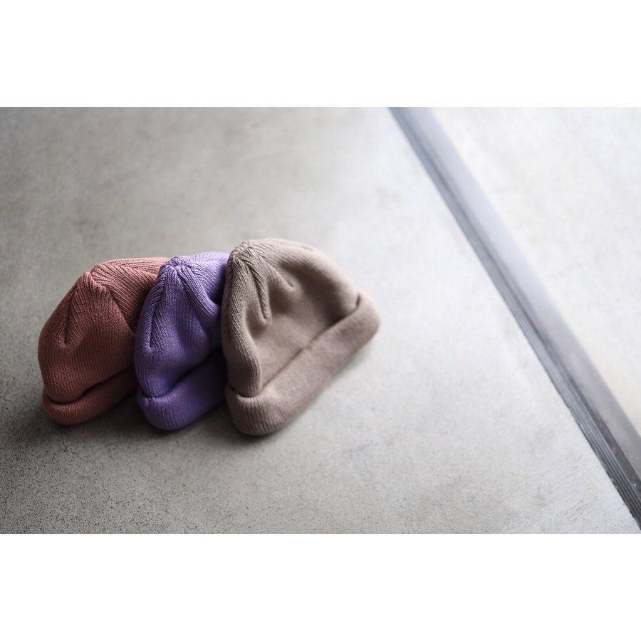 edit clothing  Shallow knit cap