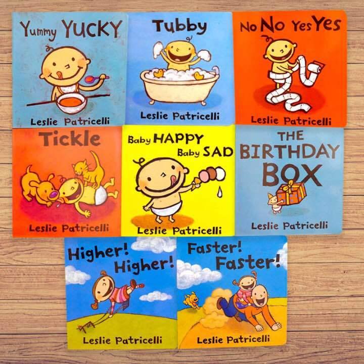 ★英語絵本8冊★「0~2歳から!Babyボードブック」新品セット