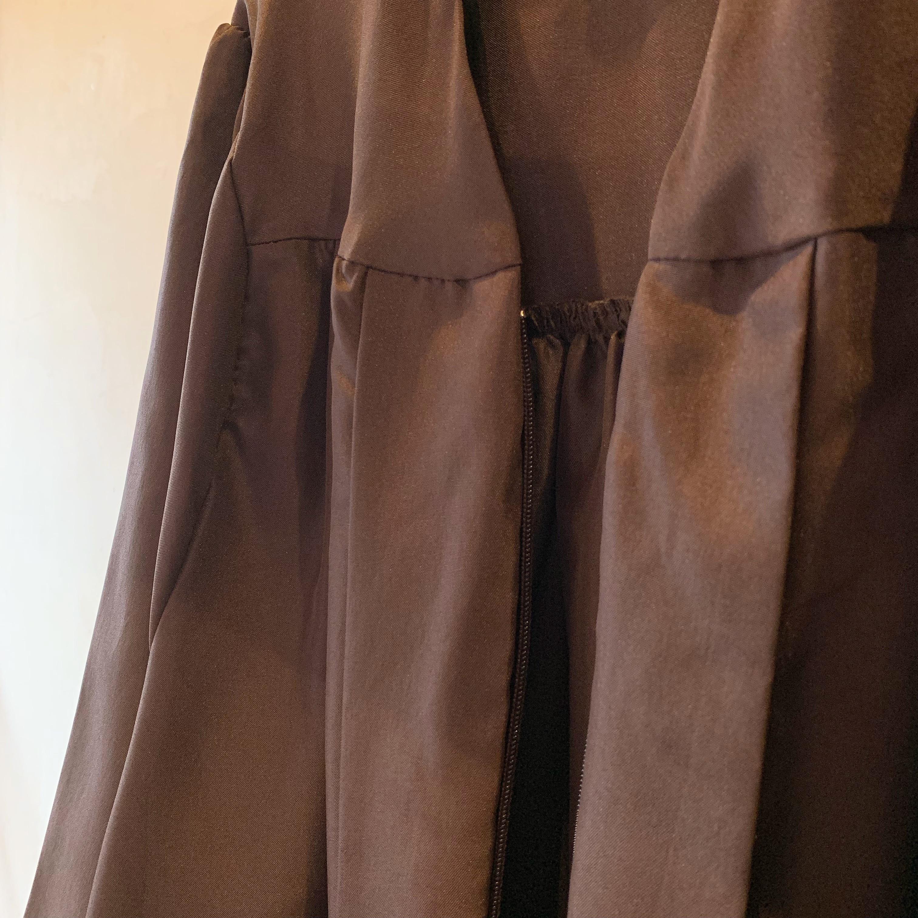 【SALE】vintage wide sleeve jip coat