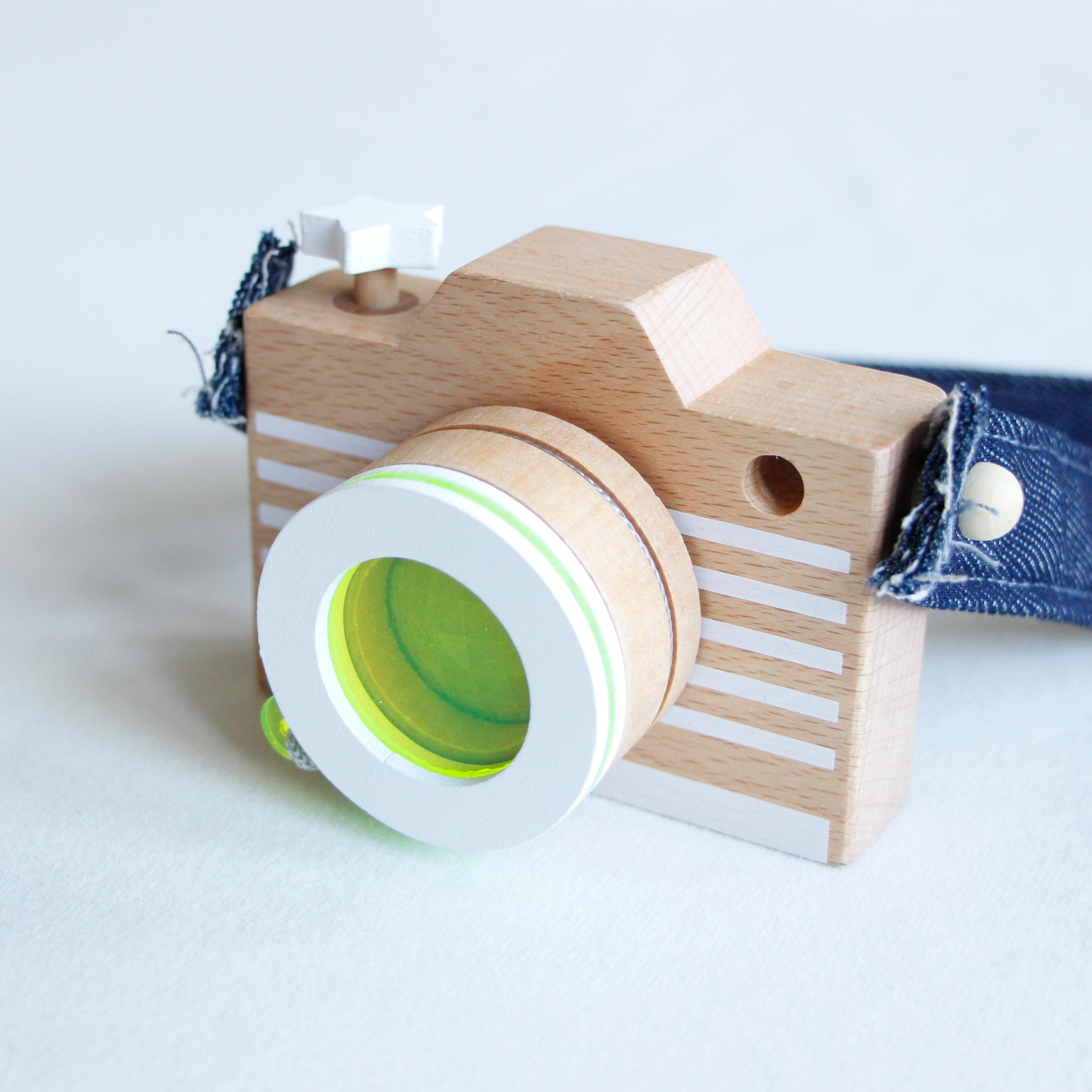 《kiko+》camera / イエロー