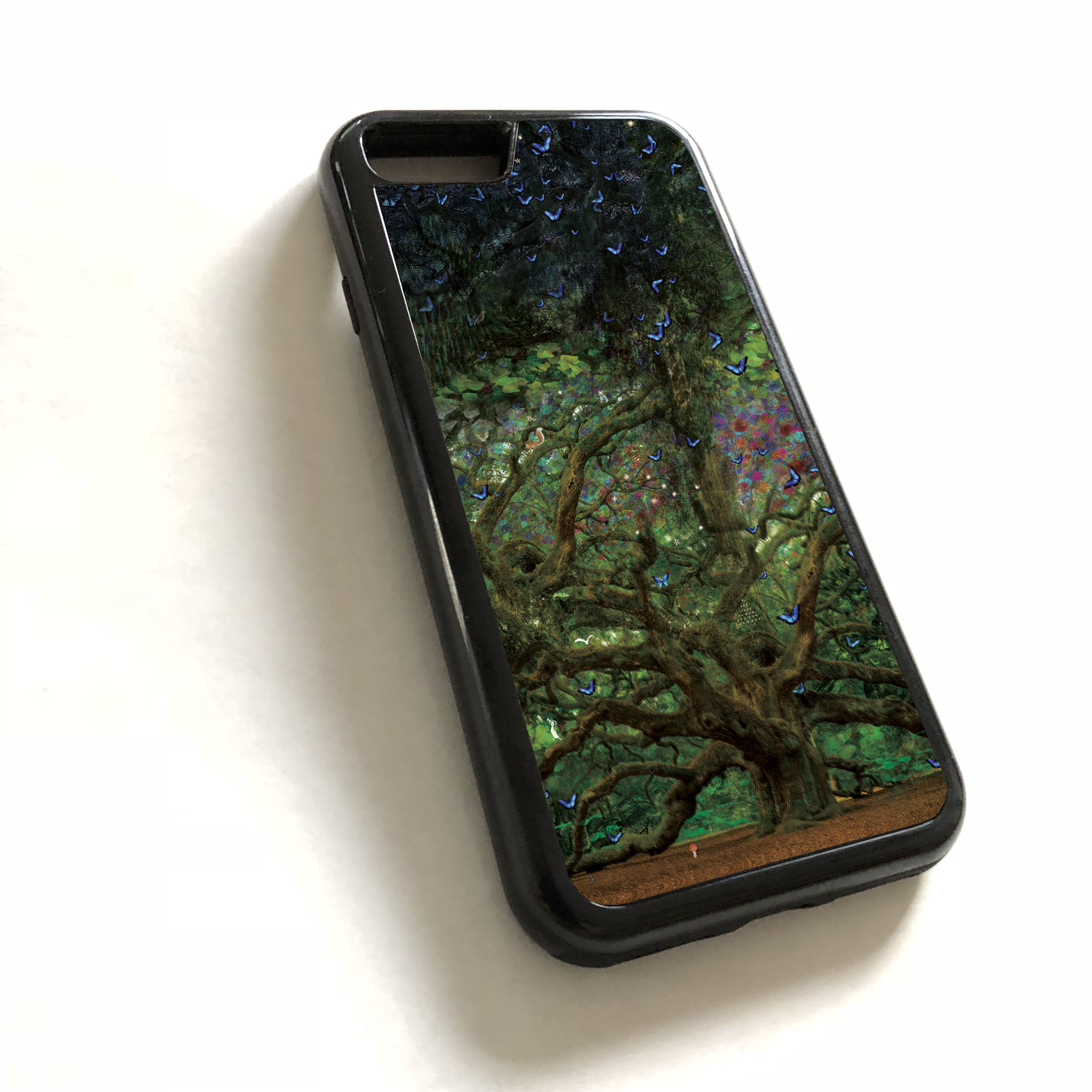『sumika』 ハイブリットiPhoneケース  「完全オーダー商品」