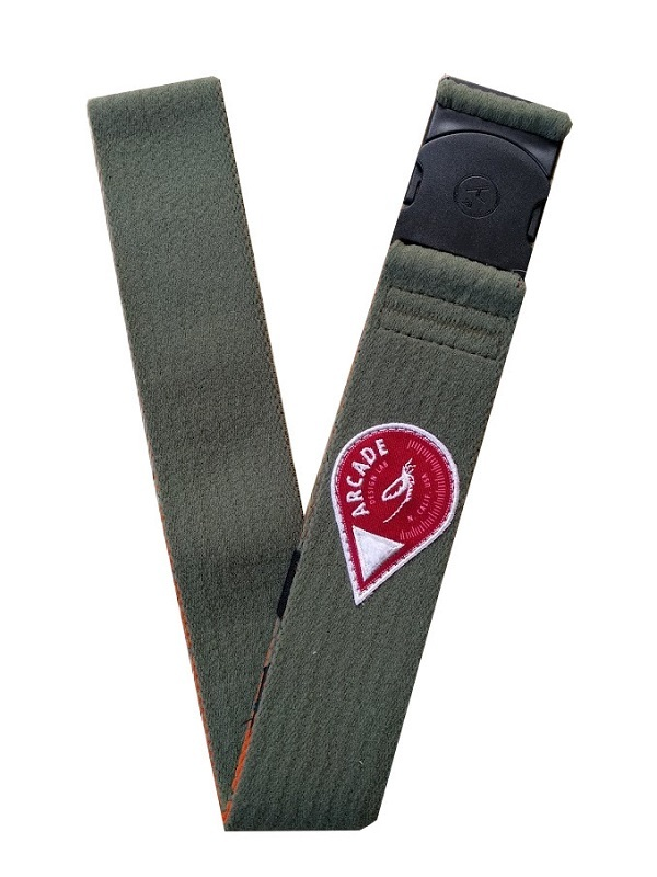 ARCADE(アーケード)Drake アーケードベルト A11800-32 OSFA カラー:Moss Green