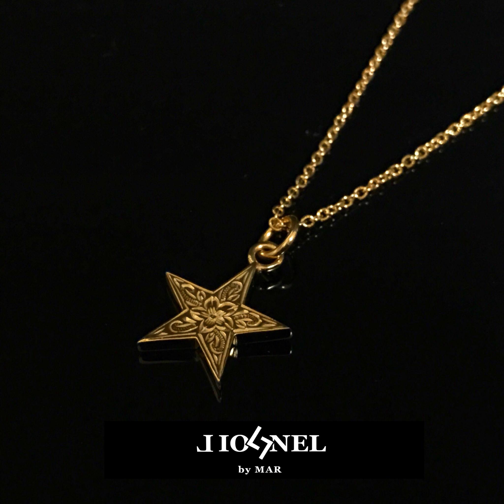 24kgp Hawaiian jewelry(star )