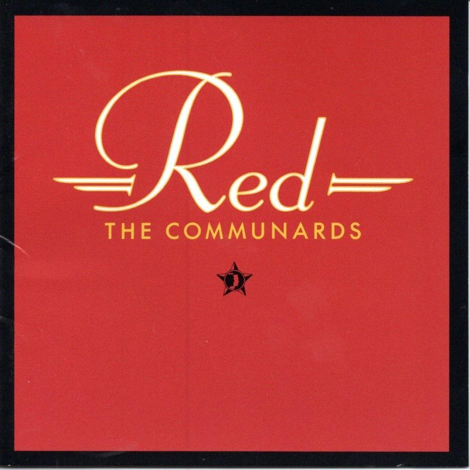 【CD・米盤】The Communards / Red