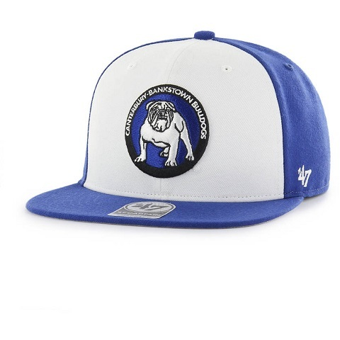 Canterbury Bulldogs Snapback White×Blue