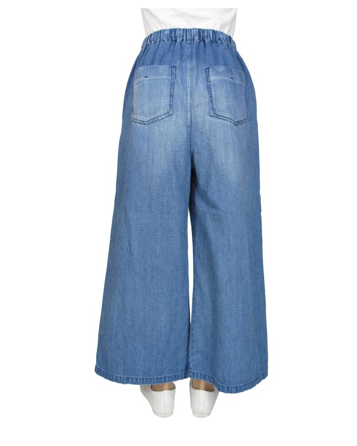 FS linen relax pants - 画像4