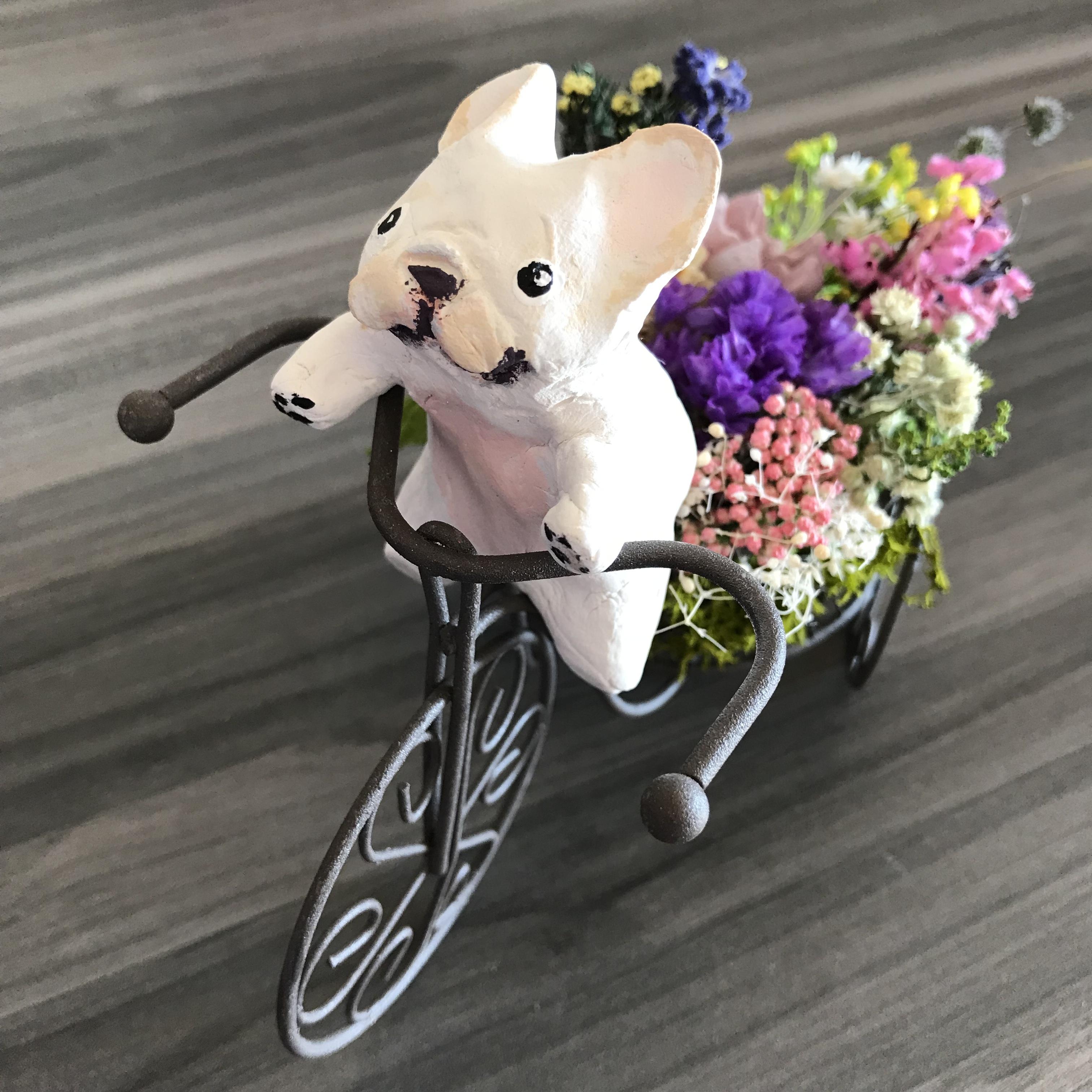 幸せをお届けするBUHI大(錆色)クリーム②