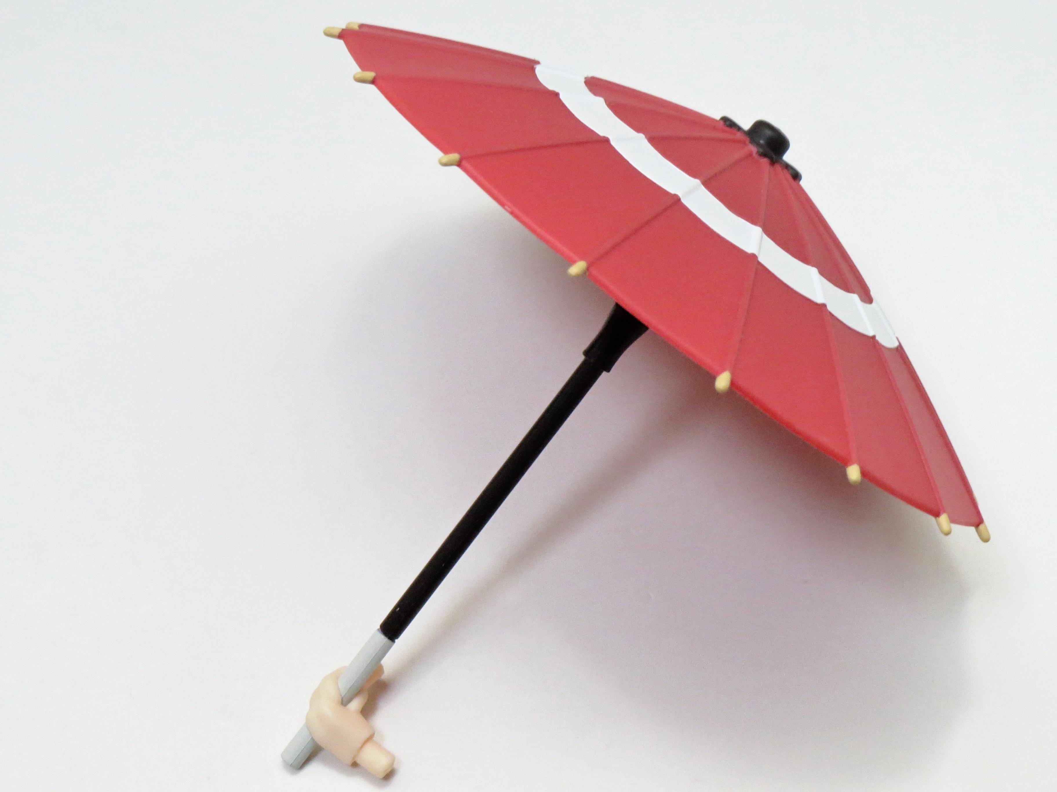 【SALE】【547】 アリス・カータレット 小物パーツ 番傘 ねんどろいど