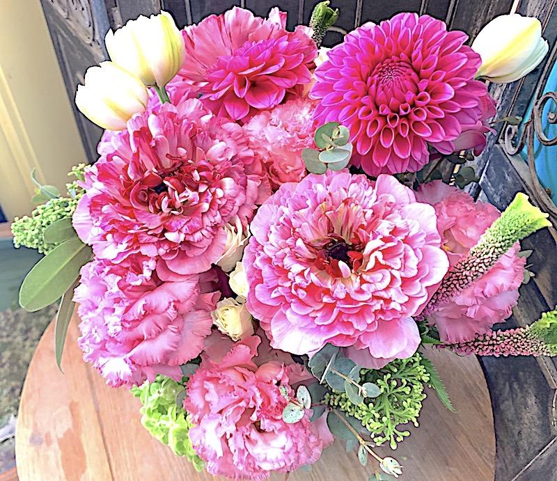 季節のお花 / ピンクアレンジメント