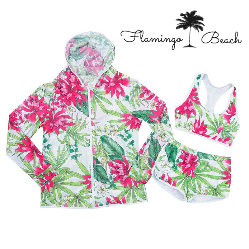 【FlamingoBeach】タンキニ セット
