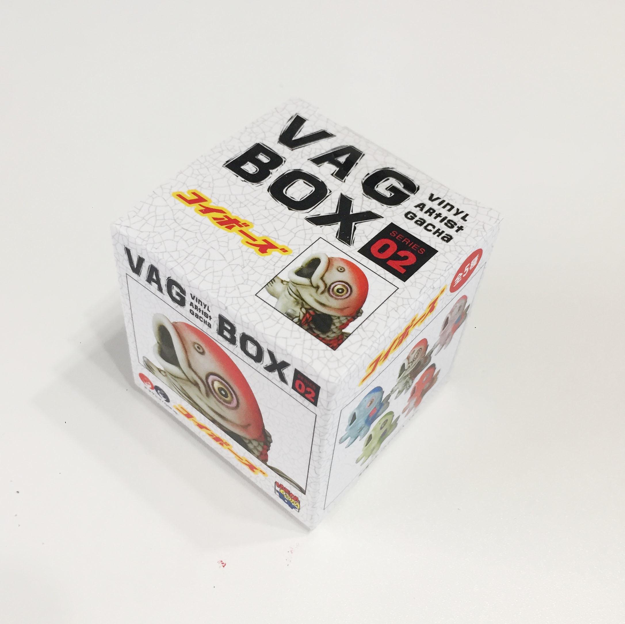 コイボーズ  <VAG BOX series02 >