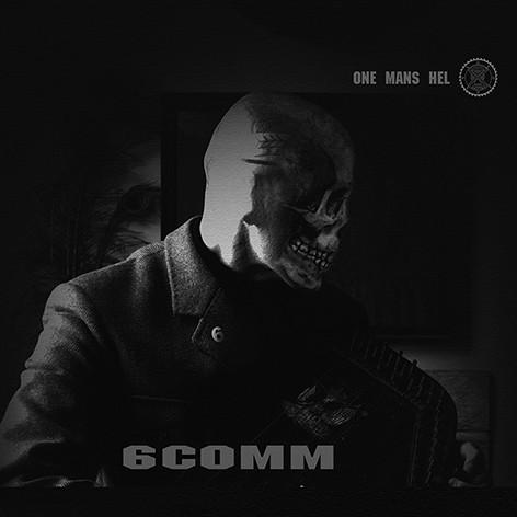 6Comm - One Mans Hel CD - 画像1