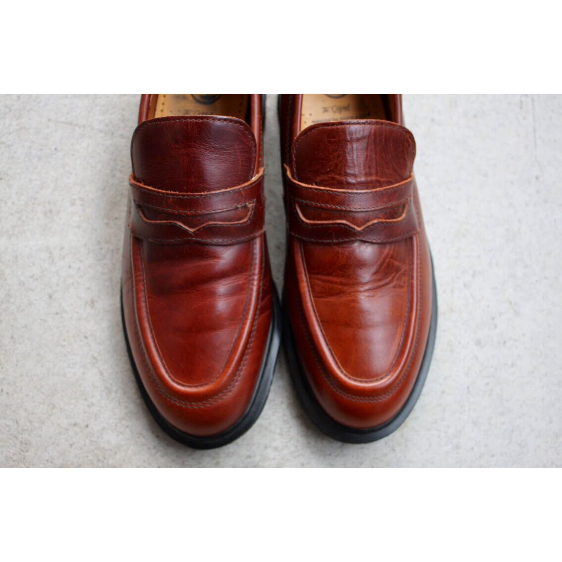 Dr. Martins loafers Made in England Size 7