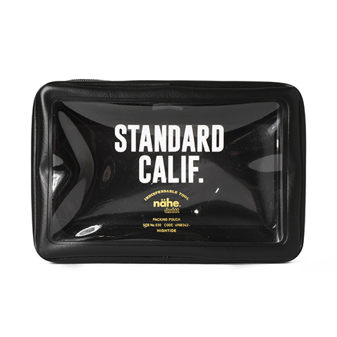 STANDARD CALIFORNIA #HIGHTIDE × SD Packing Pouch Small