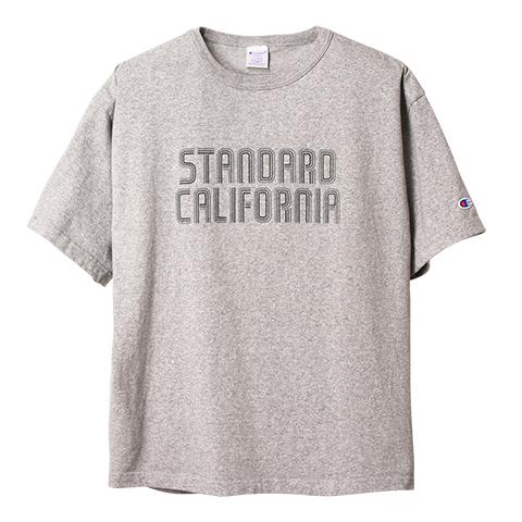STANDARD CALIFORNIA #CHAMPION × SD T1011