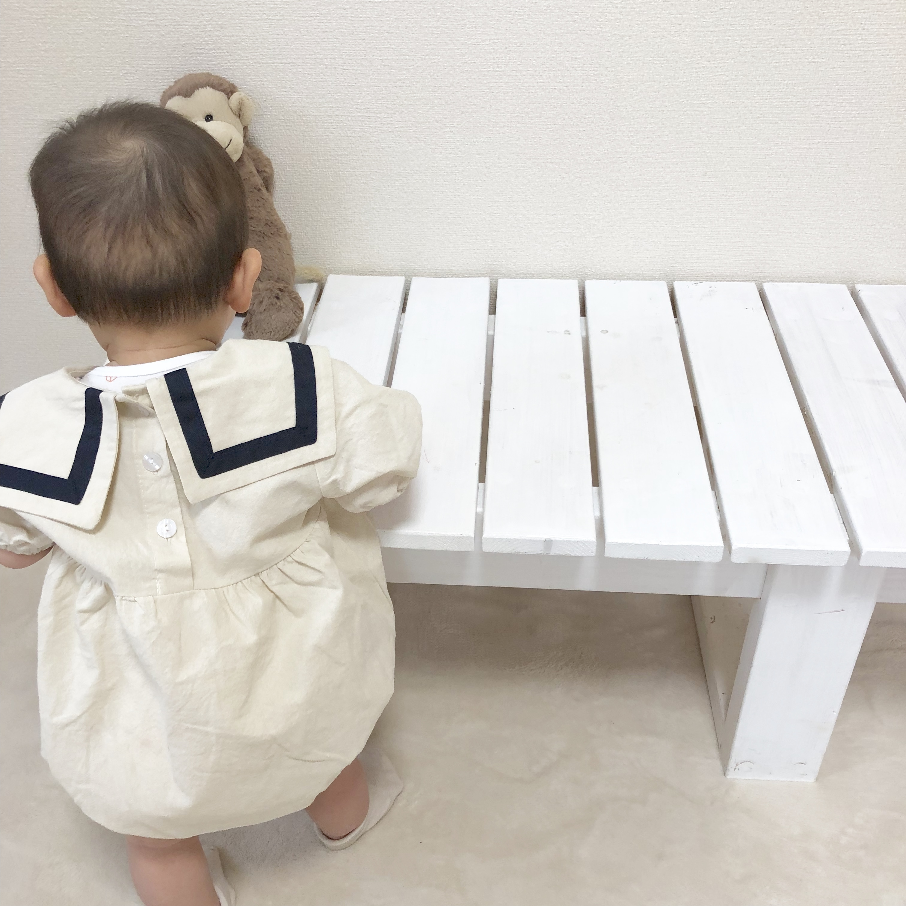 〈 204 〉Sailor rompers