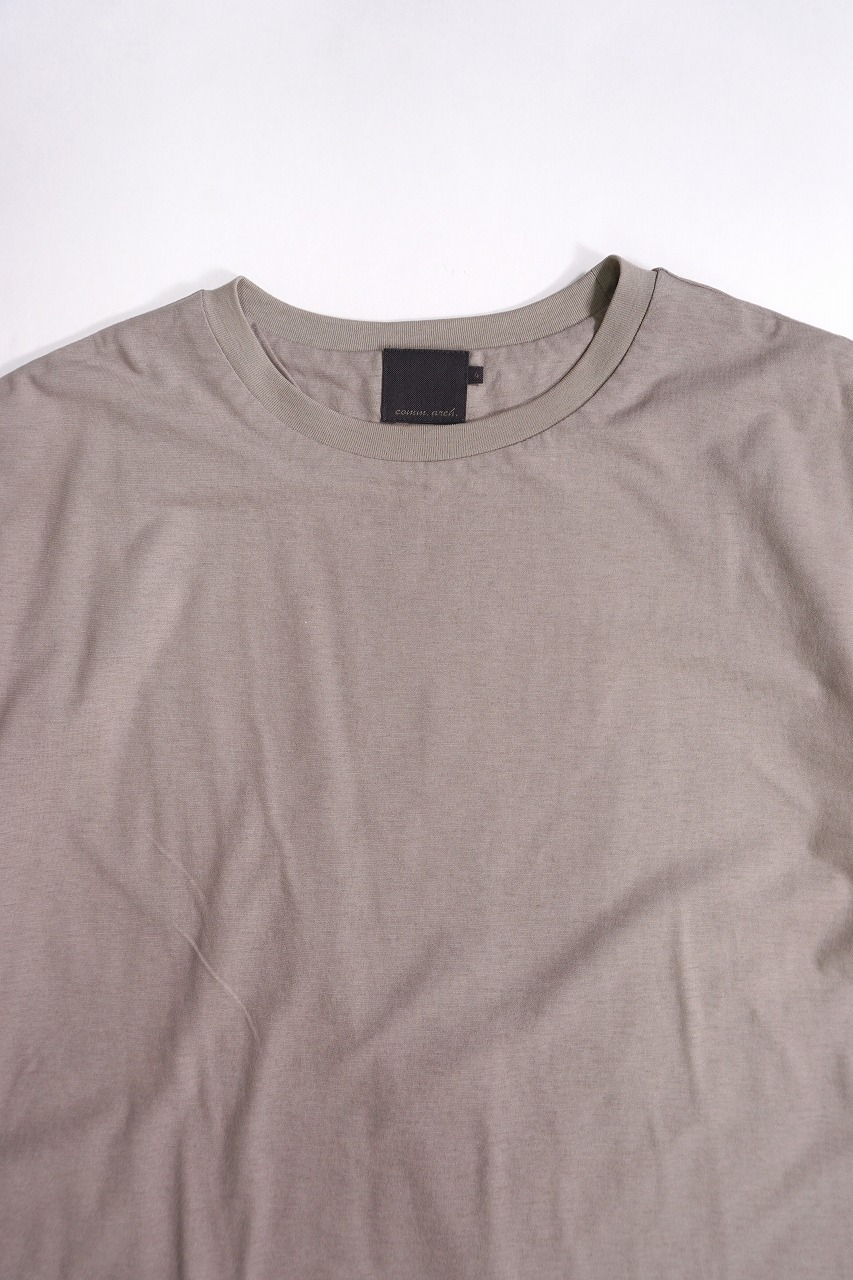 Double Layered S/S Tee