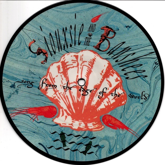 【7inch・英盤】Siouxsie and The Banshees / Song From The Edge Of The World